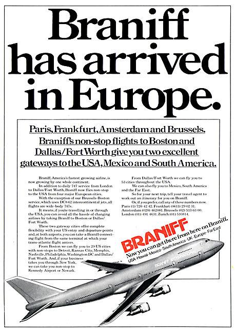 Braniff International