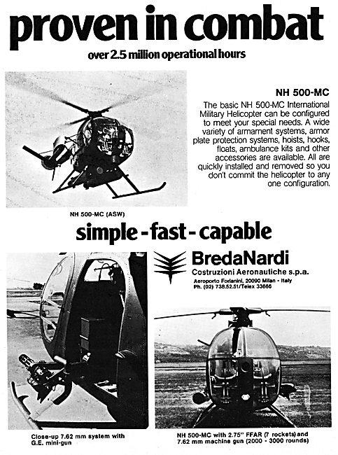BredaNardi NH 500-MC
