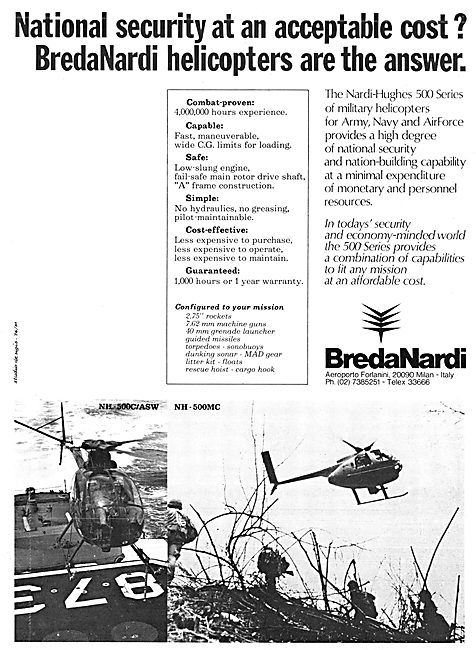 BredaNardi Nardi-Hughes 500