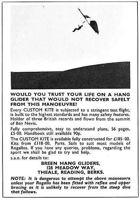 Breen Hang Gliders