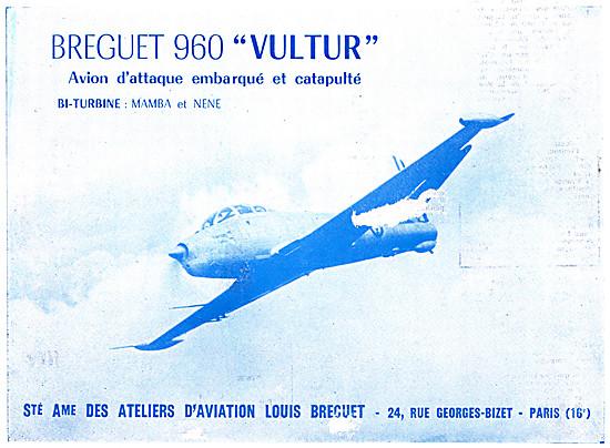Breguet 960 Vultur