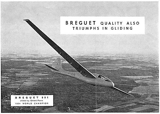 Breguet 901 Sailplane 1954