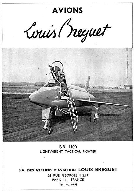 Avions Louis Breguet BR 1100
