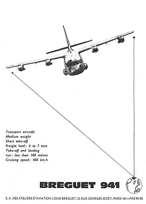 Breguet 941