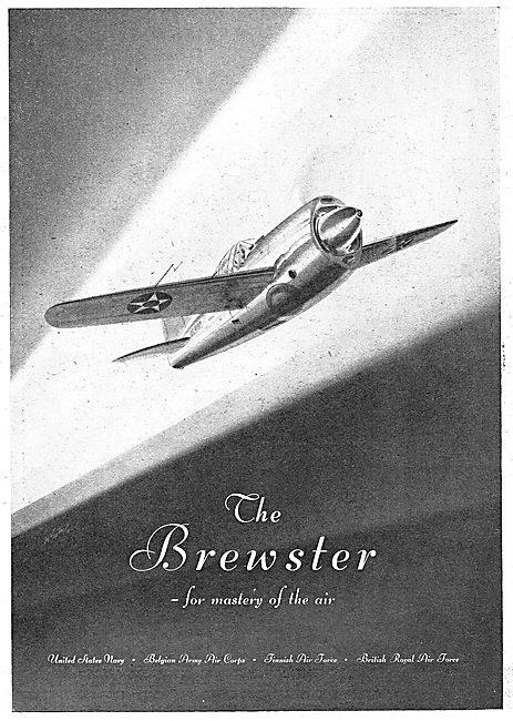 Brewster Aircraft