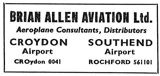 Brian Allen Aviation
