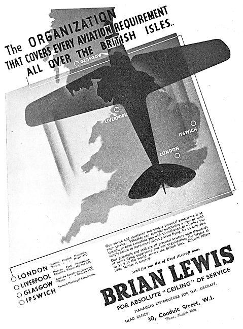 Brian Lewis & Co: London, Liverpool, Glasgow & Ipswich