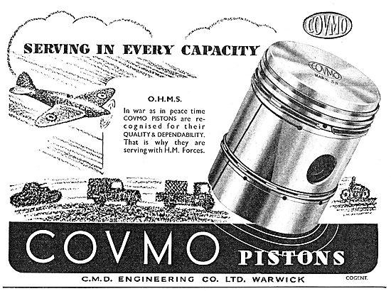 Brico Piston Rings & Covmo Pistons