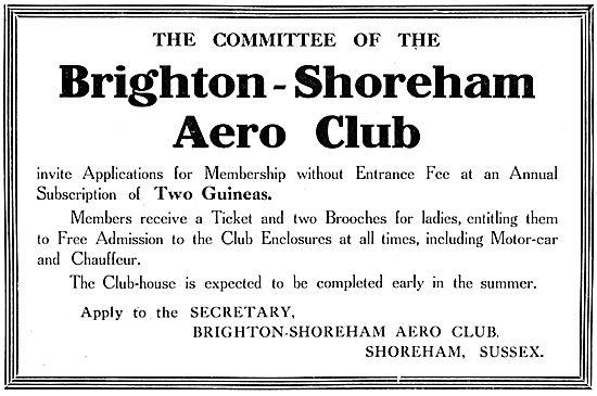 Brighton Shoreham Aerodrome