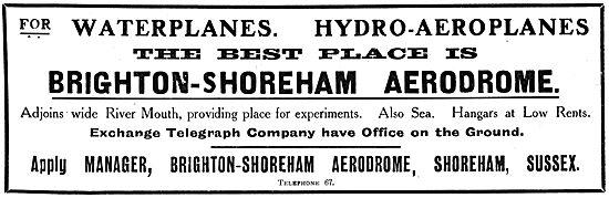 Brighton-Shoreham Aerodrome