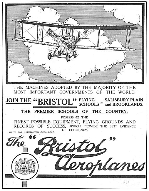 Bristol Machines Adopted By The Most Important World Governments