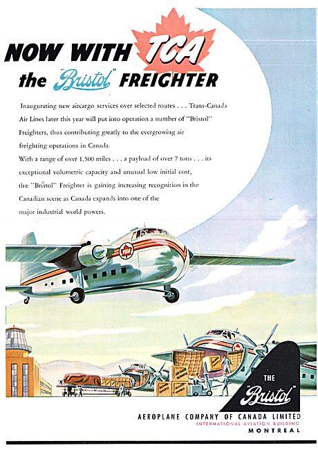 Bristol Freighter - TCA