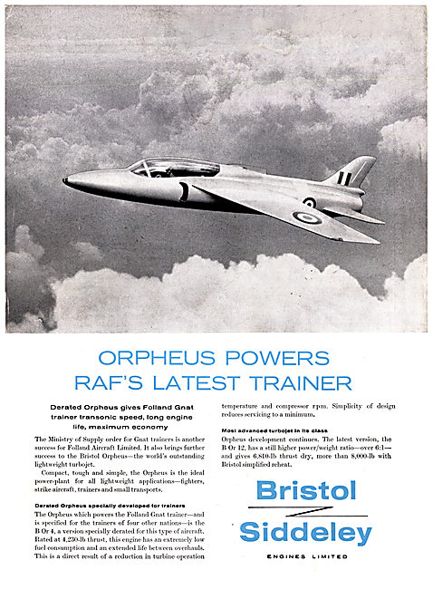 Bristol Siddeley Orpheus
