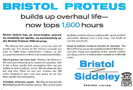 Bristol Siddeley Proteus