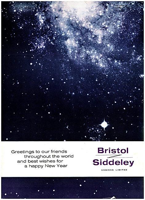 Bristol Siddeley Christmas Greetings