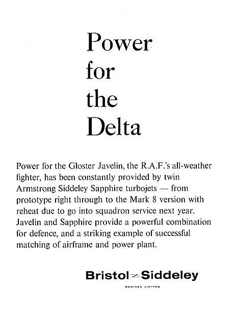 Bristol Siddeley Sapphire