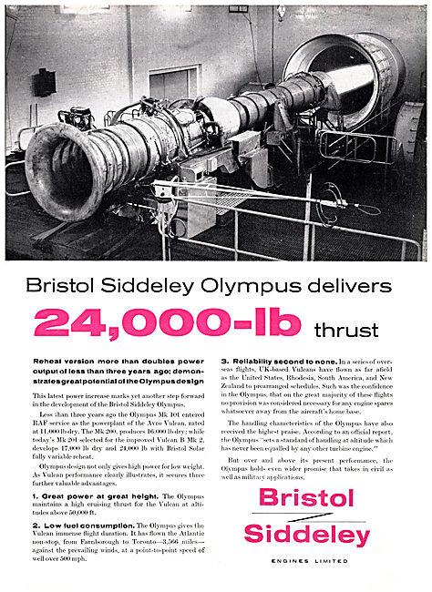 Bristol Siddeley Olympus