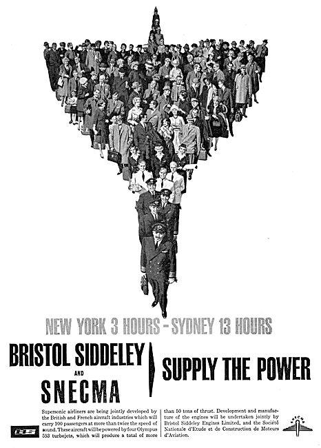 Bristol Siddeley Snecma Olympus