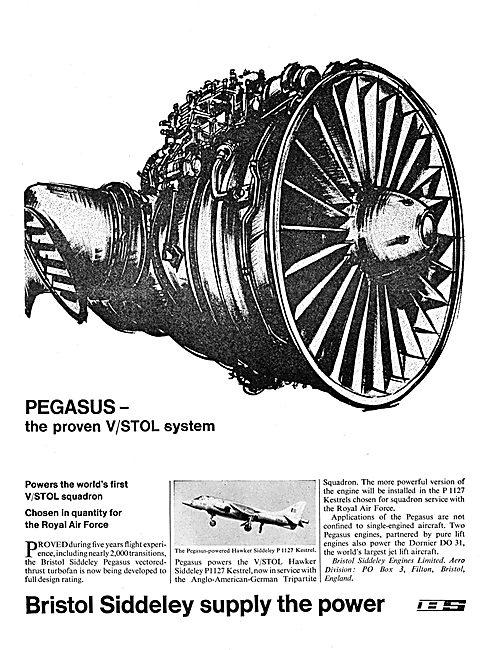 Bristol Siddeley Pegasus