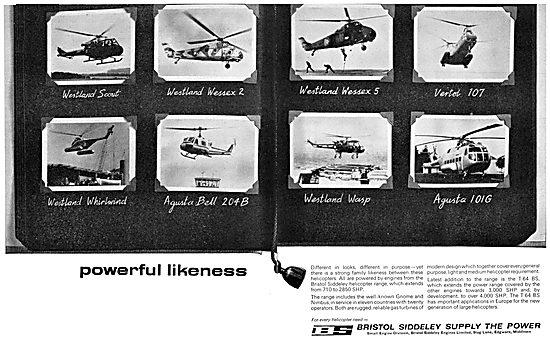 Bristol Siddeley Helicopter Engines