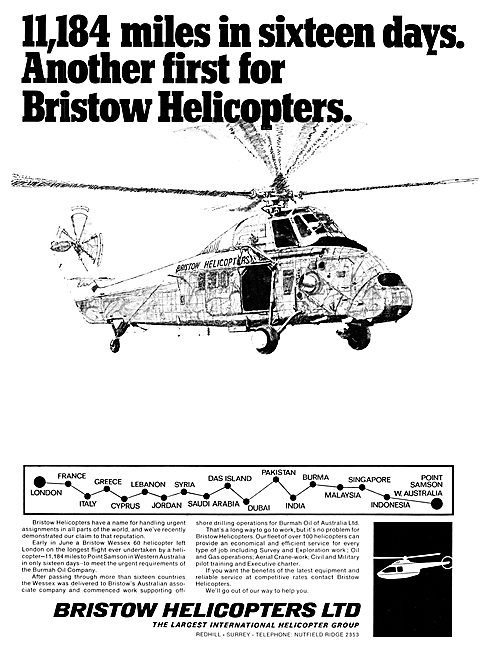 Bristow Helicopters