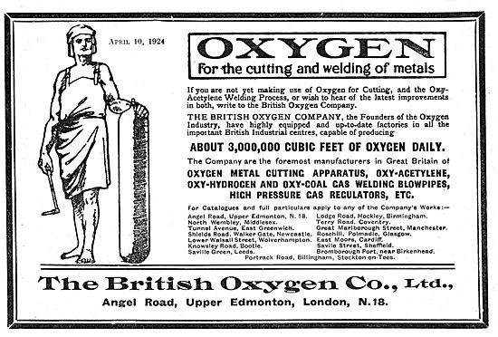 The British Oxygen Co