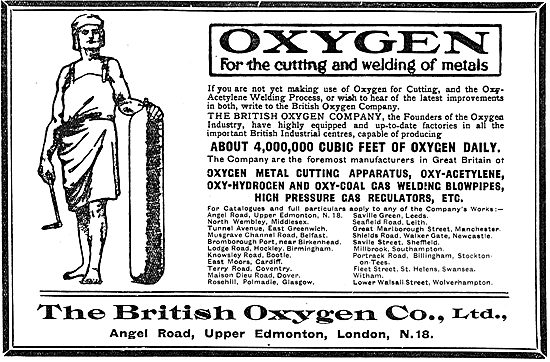 The British Oxygen Co Ltd