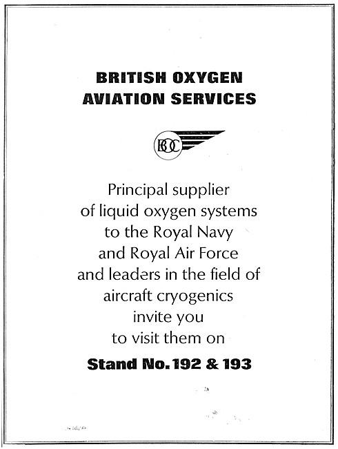 British Oxygen Aviation Services