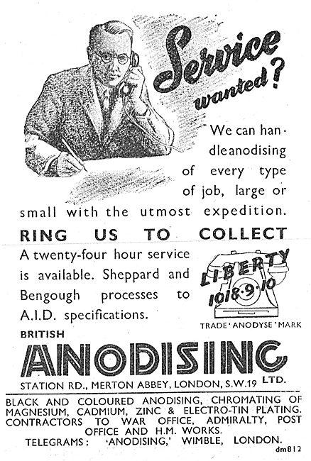 British Anodising