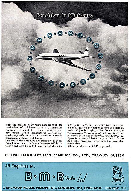 BMB Bearings - British Manufactured Bearings