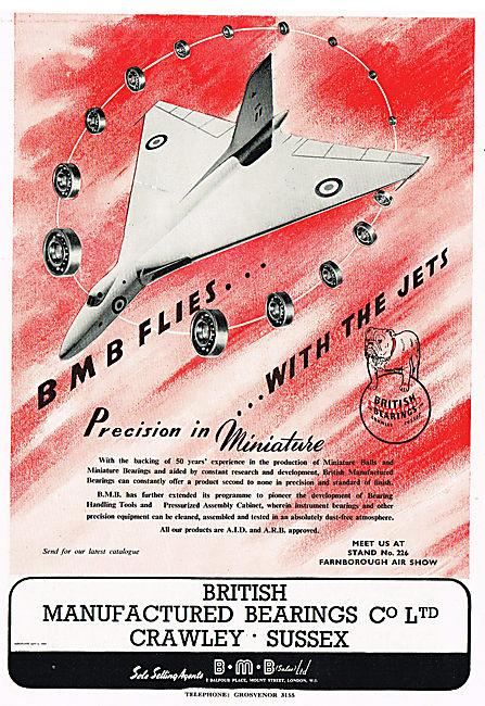 British Manufactured Bearings Co Ltd