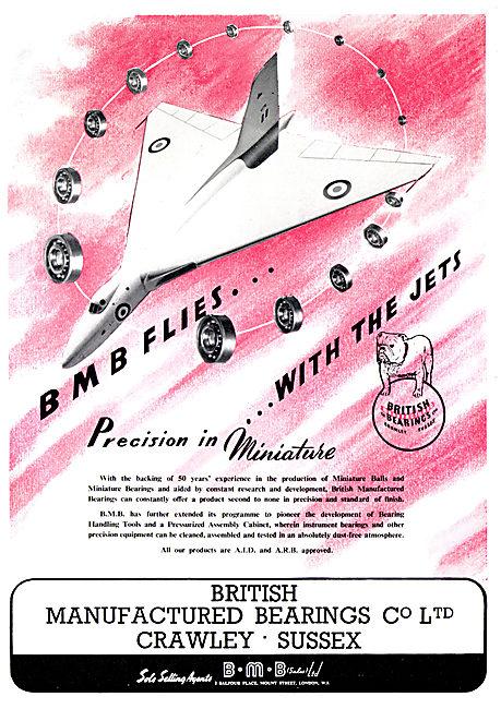 British Manufactured Bearings - BMB Bearings