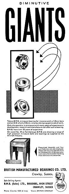 B.M.B. British Manufactured Bearings