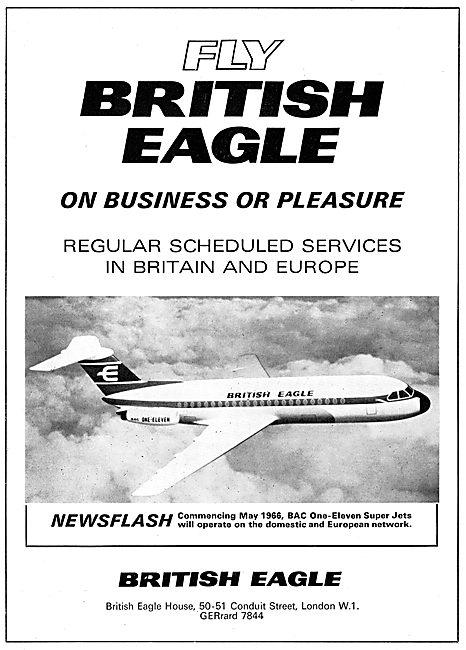 British Eagle 1965