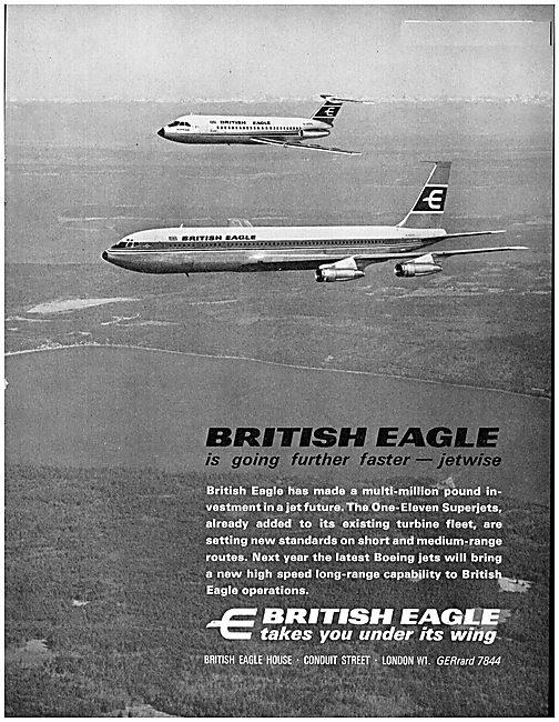 British Eagle.