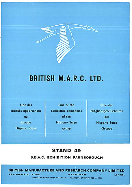 Hispano Suiza British M.A.R.C