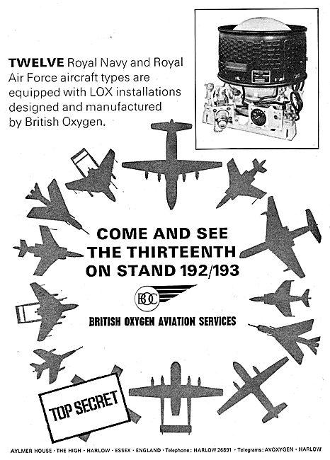 British Oxygen Aviation Services - BOC