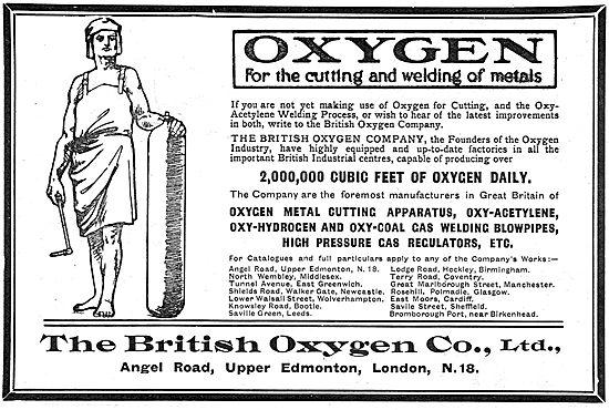 British Oxygen Co