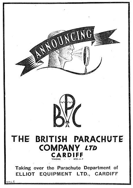 British Parachute - Parachutes