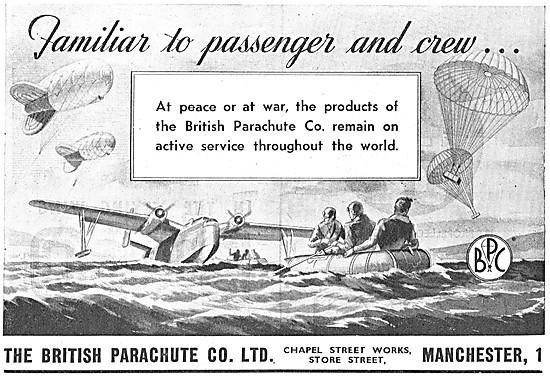 British Parachute