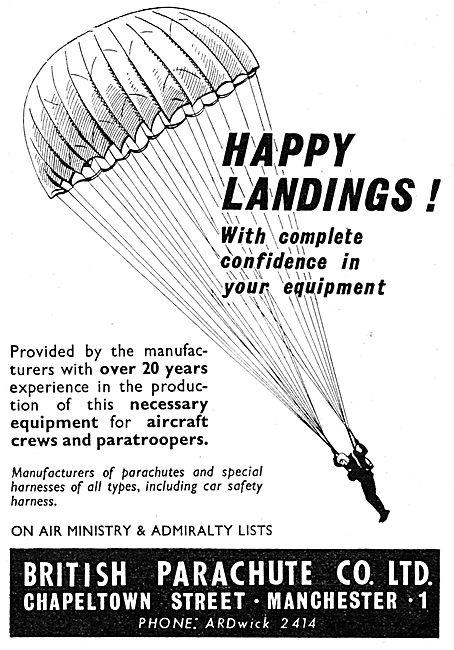 British Parachute Company