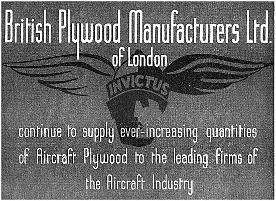 British Plywood Manufacturers