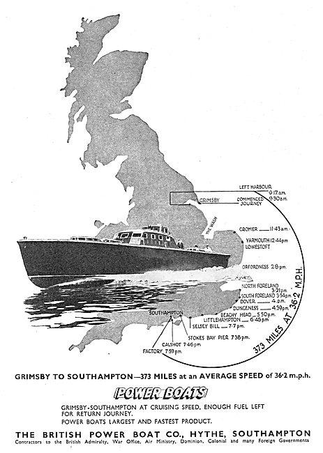 British Power Boat Company