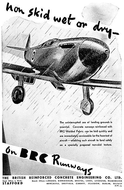 British Reinforced Concrete : BRC Runways