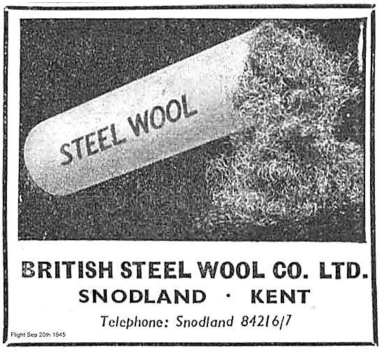 British Steel Wool