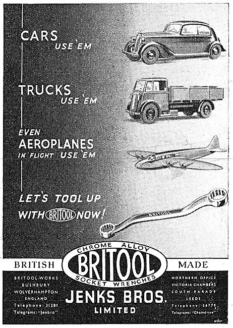 Britool Spanners & Tool Sets