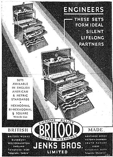 Britool Engineers Tool Sets