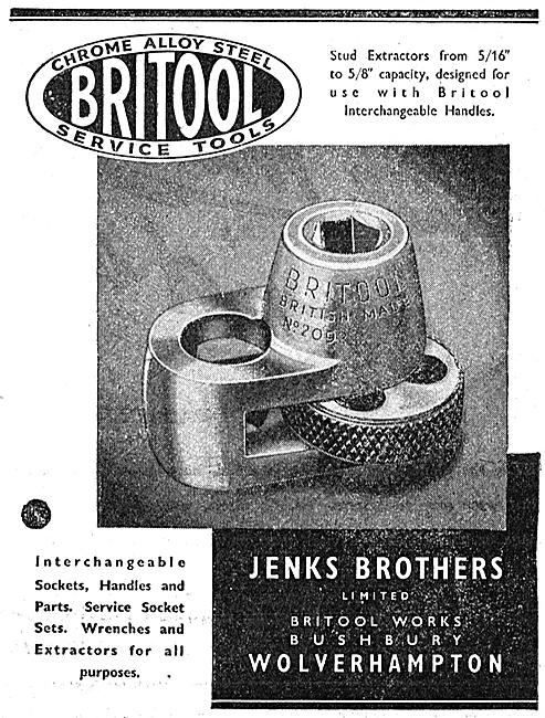 Britool Service Tools - Stud Extractors