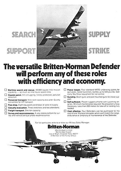 Britten-Norman Islander