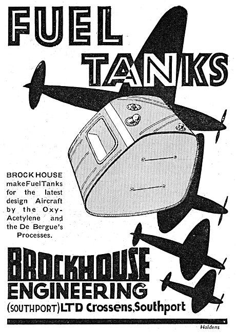 Brockhouse Engineering - Tanks, Sheet Metal Work, De Bergue